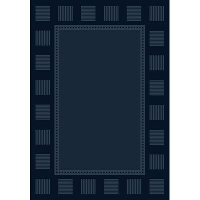 United Weavers of America Manhattan Long Island Navy Rug