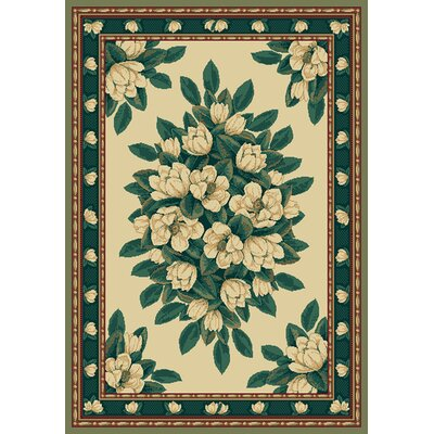 United Weavers of America Manhattan Magnolia Cream Rug