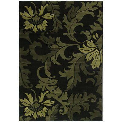 United Weavers of America Contours Orleans Green Rug