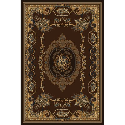Manhattan Lexington Brown Rug