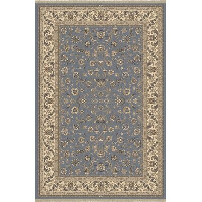 Dynamic Rugs Cirro Fisher Blue Rug