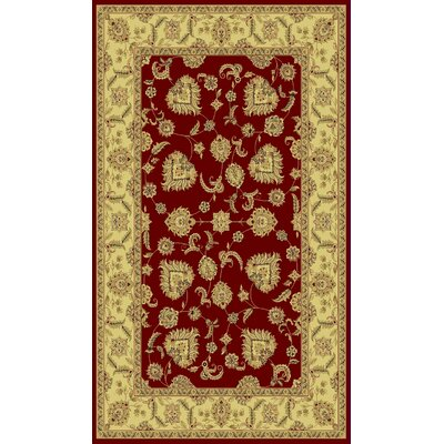 Dynamic Rugs Legacy Mahal Red Rug