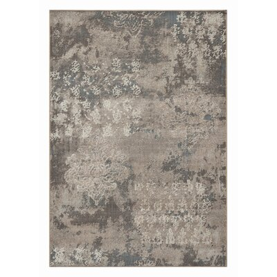 Dynamic Rugs Mysterio Light Silver Rug