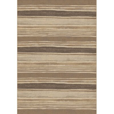 Eclipse Multi Silver Stripe Rug