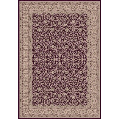 Dynamic Rugs Legacy Persian Red Rug