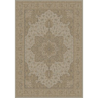 Dynamic Rugs Imperial Faded Taupe Rug