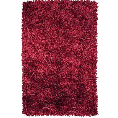 Foreign Accents Elementz Fettuccine Wine Rug