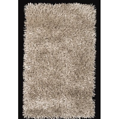 Foreign Accents Elementz Fettuccine Champagne Rug