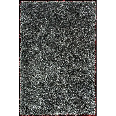 Foreign Accents Elementz Starburst Charcoal Rug