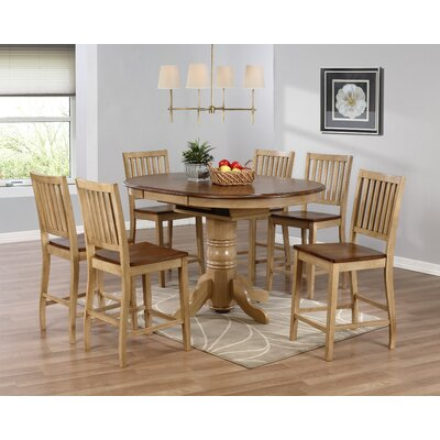 Brookdale 7 Piece Counter Height Dining Set