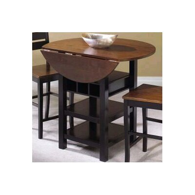 Sunset Trading Casual Dining Quincy Pub Table with Optional Stools