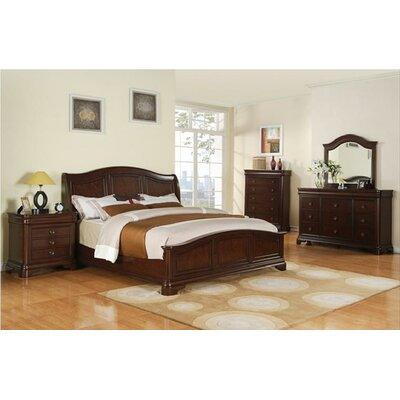 Cameron Sleigh Bedroom Collection