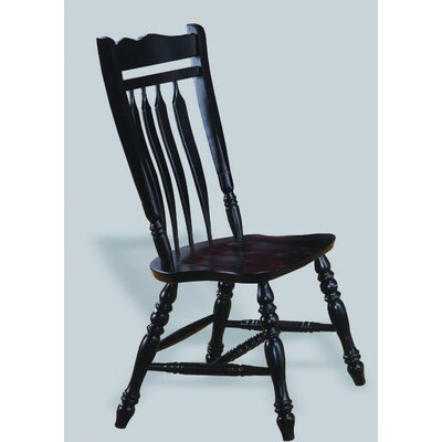 Sunset Trading Sunset Selections Aspen Comfort Back Side Chair