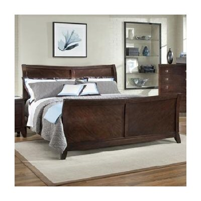 Sunset Trading Alexandra Sleigh Bed
