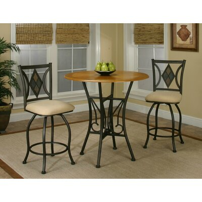 Sunset Trading Casual Dining Dart Pub Table with Optional Stools