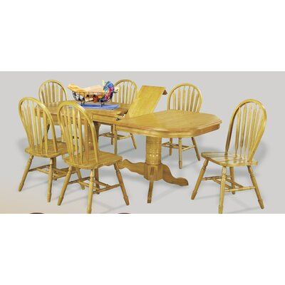 Sunset Trading Sunset Selections Butterfly Dining Table