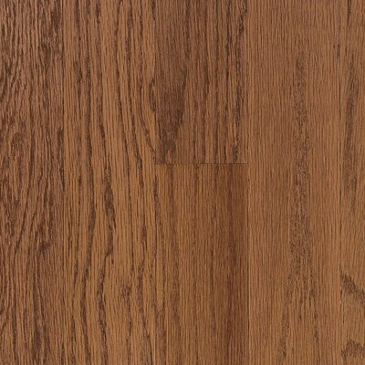 "Armstrong Beaumont Plank 3"" Engineered Oak Flooring in Warm Saddle"