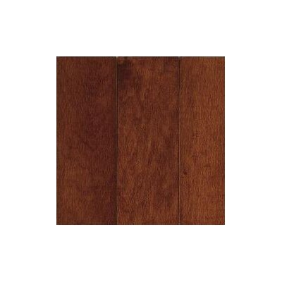 "Armstrong Sugar Creek Strip 2-1/4"" Solid Maple Flooring in Cherry"