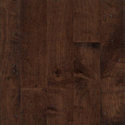 """Armstrong Heritage Classics 5"""" Engineered Maple Flooring in Adirondack Brown"""