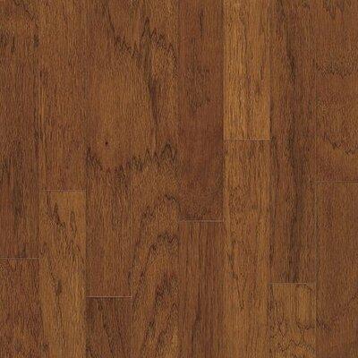 "Armstrong Metro Classics 5"" Engineered Pecan Flooring in Black Pepper"