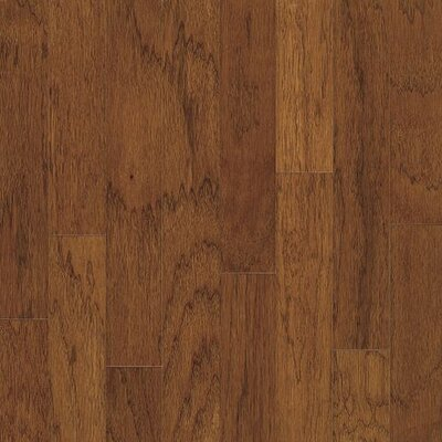 "Armstrong Metro Classics 5"" Engineered Pecan Flooring in Black Pepper"