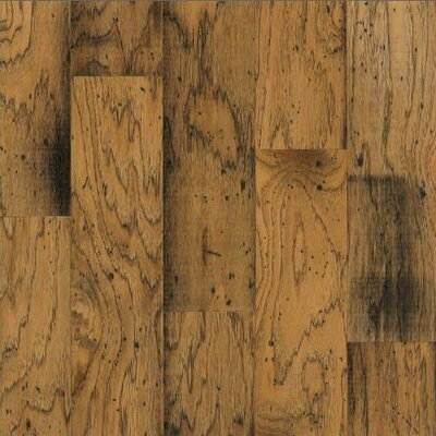 "Armstrong Heritage Classics 5"" Engineered Hickory Flooring in Antique Natural"