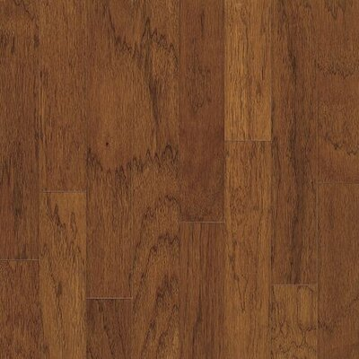 "Armstrong Metro Classics 3"" Engineered Pecan Flooring in Black Pepper"