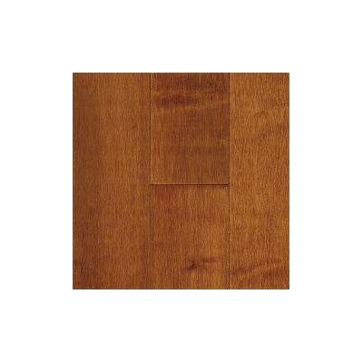 "Armstrong Sugar Creek Strip 2-1/4"" Solid Maple Flooring in Cinnamon"