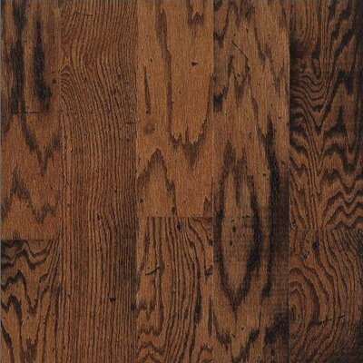 "Armstrong Heritage Classics 5"" Engineered Red Oak Flooring in Redwood"
