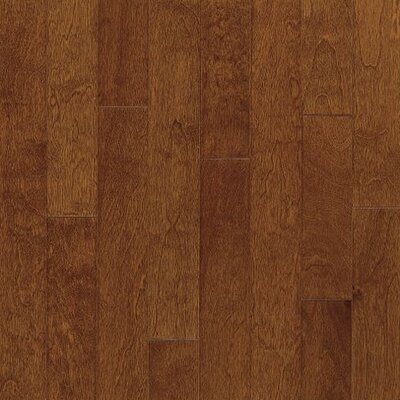 "Armstrong Metro Classics 5"" Engineered Birch Flooring in Mocha"