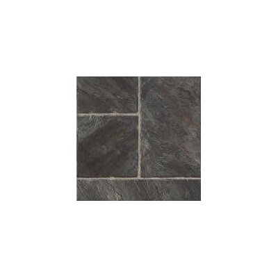 Armstrong Castilan Block 8mm Tile Laminate in Pizarro