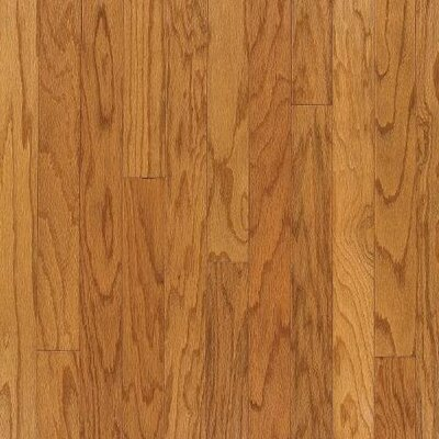 Armstrong SAMPLE - Beckford Plank Engineered Red Oak in Canyon