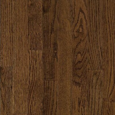 SAMPLE - Somerset Strip Solid Red Oak in Large Haystack