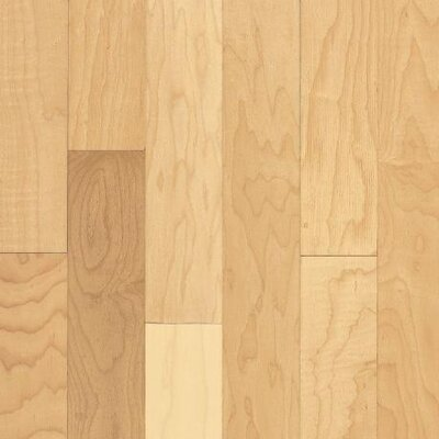 Armstrong SAMPLE - Sugar Creek Plank Solid Maple in Natural