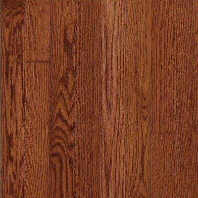 Armstrong SAMPLE - Somerset Strip Solid Oak in Large Cabernet
