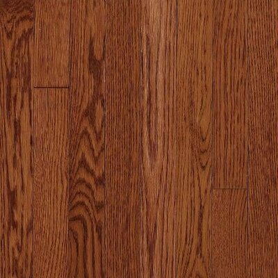 Armstrong SAMPLE - Somerset Plank Solid Oak in Large Cabernet