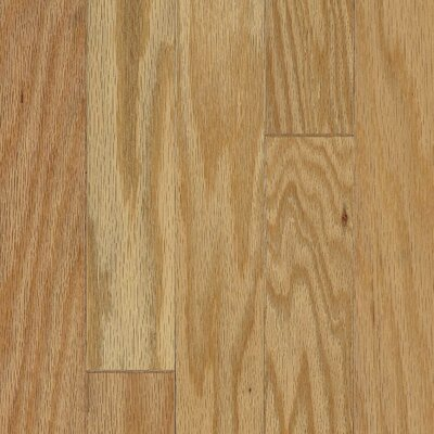 "Armstrong Fifth Avenue Plank 3"" Engineered Red Oak Flooring in Chablis"