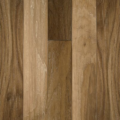 "Armstrong Century Farm 5"" Hand-Sculpted Engineered Walnut Flooring in Summer White"