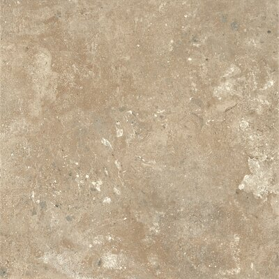 "Armstrong Alterna Aztec Trail 16"" x 16"" Vinyl Tile in Almond Cream"