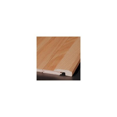 Armstrong 0.63&quot; x 2&quot; Hickory Threshold in Amber Pecan