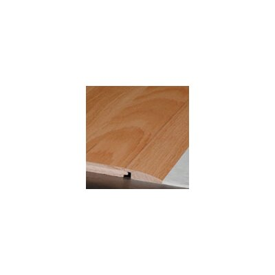 "Armstrong 0.38"" x 1.5"" Red Oak Reducer in Black Olive"