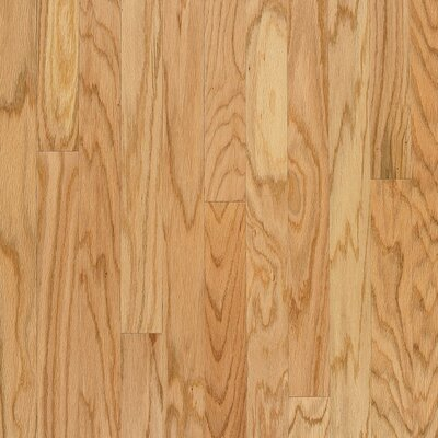 "Armstrong Beckford Plank 3"" Engineered Red Oak Flooring in Natural"