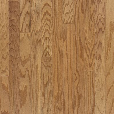 "Armstrong Beckford Plank 3"" Engineered Red Oak Flooring in Harvest Oak"
