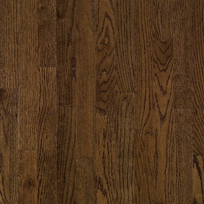"Armstrong Somerset Plank 3-1/4"" Solid Red Oak flooring in Large Haystack"