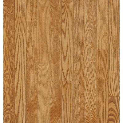 Bruce Flooring SAMPLE - Westchester™ Strip Solid White Oak in Spice