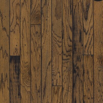 "Bruce Flooring Cavendar Plank 3"" Engineered Red Oak Flooring in Antique"