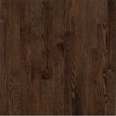 Bruce Flooring SAMPLE - Dundee™ Strip Solid White Oak in Mocha