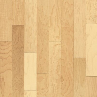 "Bruce Flooring Kennedale Prestige Plank 3-1/4"" Solid Maple Flooring in Natural"