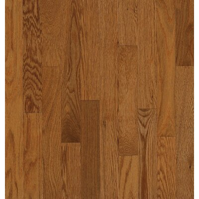 Bruce Flooring SAMPLE - Waltham™ Strip Solid White Oak in Gunstock
