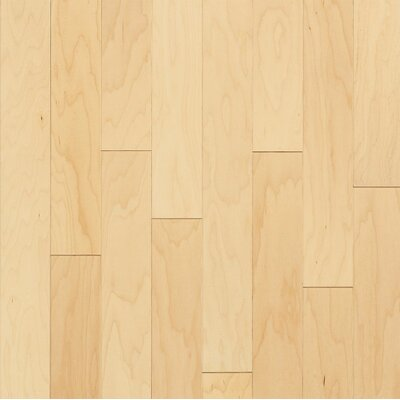 Bruce Flooring SAMPLE - Turlington™ Lock and Fold Engineered Maple in Natural